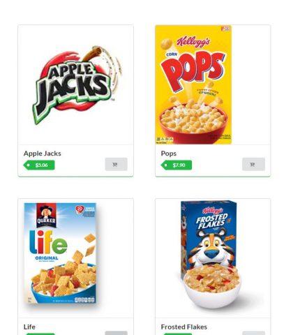 Cereal Shop <i class='fa fa-external-link' aria-hidden='true'></i>